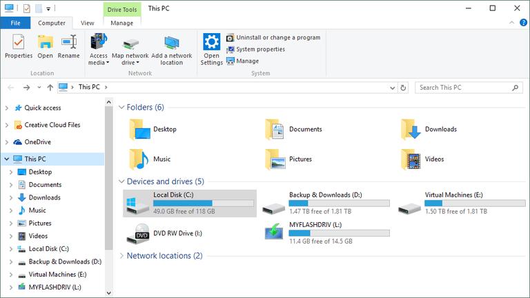 Windows 10 Version 1709 | Headway Information Services